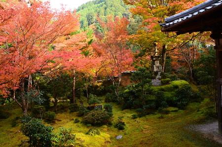 西明寺庭園