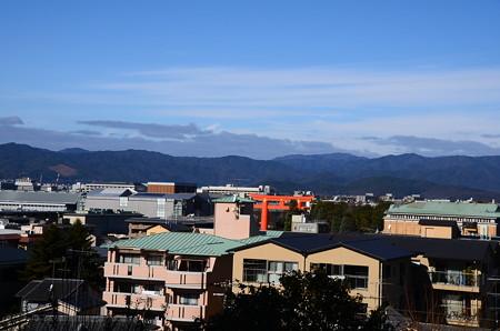 粟田神社からの眺望