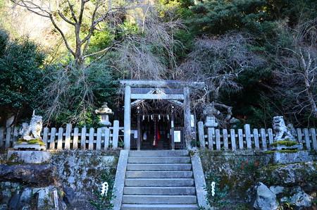 大豊神社本殿