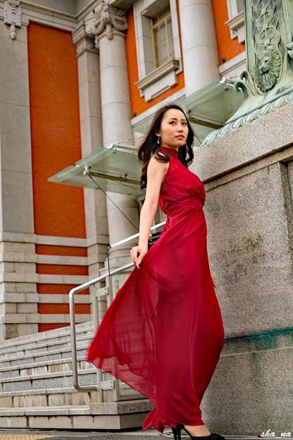 写真: 紅美女