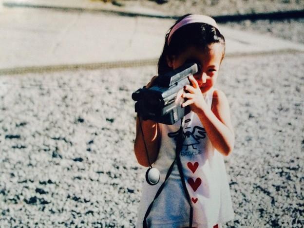 小さい頃から撮ることが好きでした