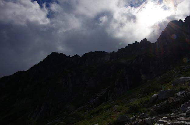 木曽駒登山道にて3