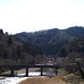 香嵐渓周辺