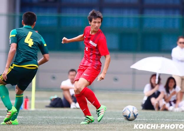 Photos: 県リーグ1部_豊国学園vs東福岡B_16