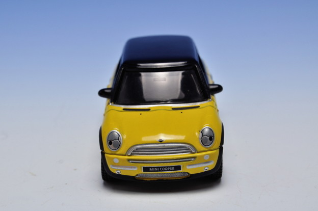 トミー_TOMICA LIMITED MINI COOPER_004