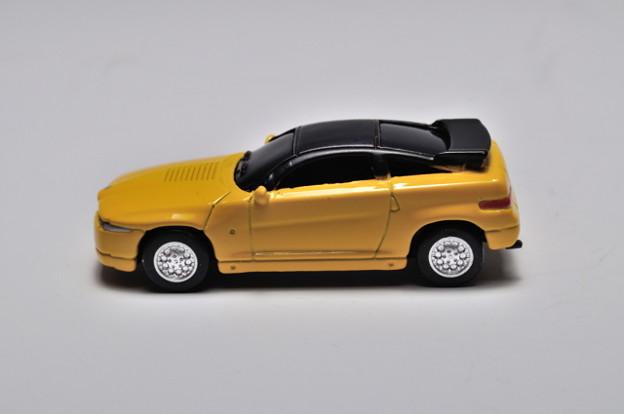 ジョージア-京商_ジョージアオリジナル ヨーロッパ名車シリーズ アルファ ロメオ x 京商歴代名車コレクション Alfa Romeo SZ(1989)_003