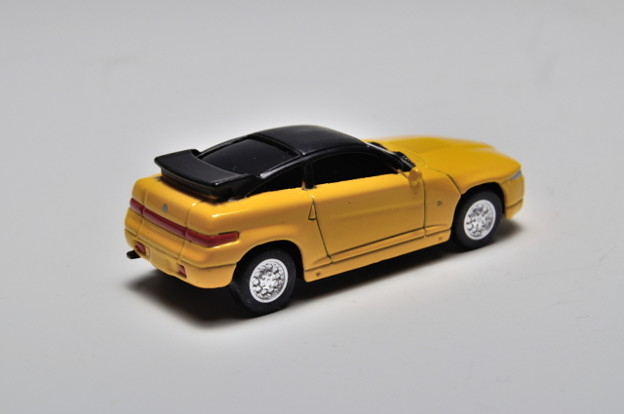 ジョージア-京商_ジョージアオリジナル ヨーロッパ名車シリーズ アルファ ロメオ x 京商歴代名車コレクション Alfa Romeo SZ(1989)_002