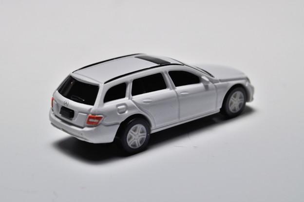 ジョージア_メルセデス・ベンツ プルバックカー Mercedes Benz C-Class Station wagon_002