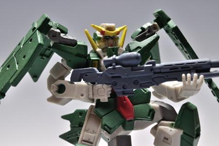 バンダイ_H.G.C.O.R.E EX 機動戦士ガンダム00 GN-002 ガンダムデュナメス_006