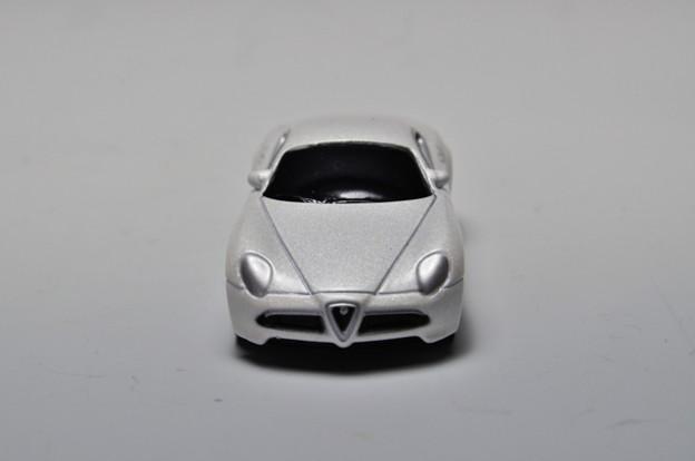 ジョージア_ヨーロッパ名車シリーズ アルファロメオ x 京商 歴代名車コレクション Alfa Romeo 8C Competizione 2007_004