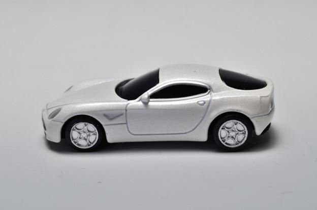 ジョージア_ヨーロッパ名車シリーズ アルファロメオ x 京商 歴代名車コレクション Alfa Romeo 8C Competizione 2007_003