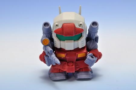 バンダイ_ビルドモデル ガンダム RX-77 GUNCANNON ガンキャノン_001