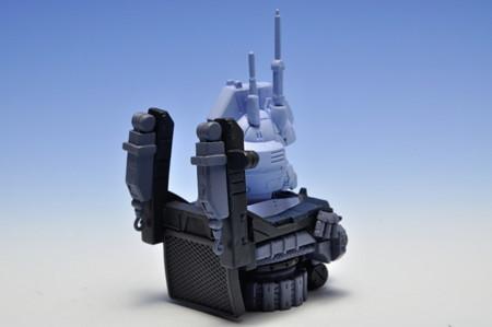バンダイ_機動戦士ガンダム ガンダムヘッド Repainr Version 機動戦士ガンダム第08MS小隊 RX-79[G] ガンダムEz-8 水中迷彩_006