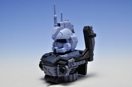 バンダイ_機動戦士ガンダム ガンダムヘッド Repainr Version 機動戦士ガンダム第08MS小隊 RX-79[G] ガンダムEz-8 水中迷彩_005