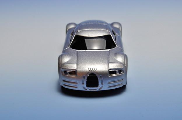 サントリーボス_アウディコレクション Audi Project Rosemeyer_004