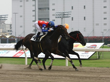 10728川崎1R2歳新馬3ロ優勝アガシーローマン