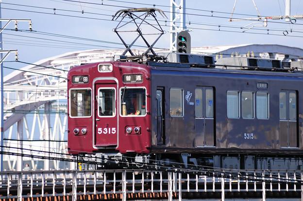 阪急京都線 5300系電車