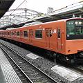 写真: JR西日本:201系(KM212)-01