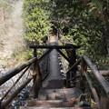 中八丁吊り橋
