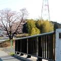 宇利川にかかる今水橋