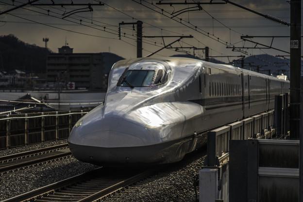 写真: 2017_03_09_新幹線_DSC01344