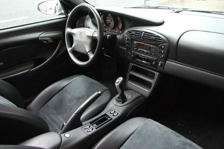 986 Boxster MY00 - Interior