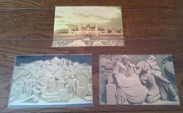 鳥取旅行 砂の美術館