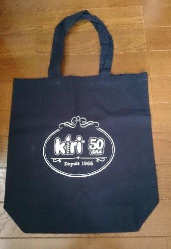キリ 50周年アニバーサリーキャンペーン オリジナルトートバッグ