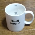 ボス ラテベース オリジナル ブルーノマグカップ