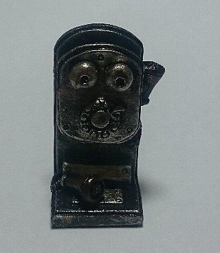 ミニチュア アンティーク調 置物シリーズ 電話機