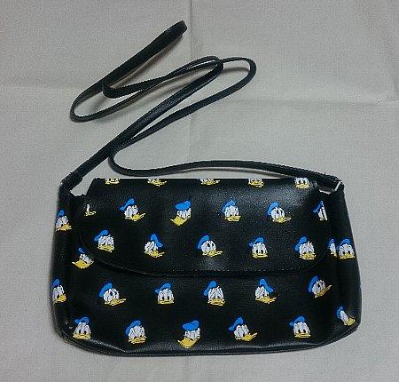 Disney Donald Duck Special Fan Book ドナルドのお財布バッグ