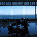 写真: 南三陸ホテル観洋・ロビー眺望