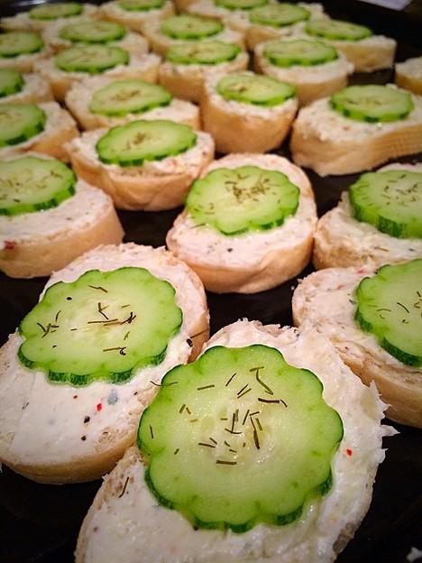 Baguette & Cucumber