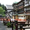 Photos: 銀山温泉にて (4)