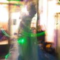 写真: 光の舞