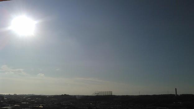 空景色2*16:59の空
