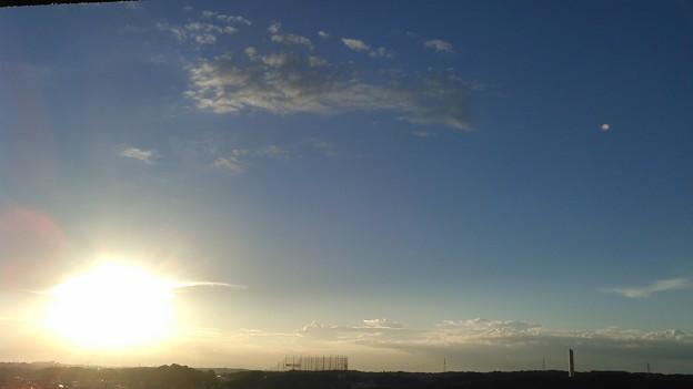 空景色7*18:15の空
