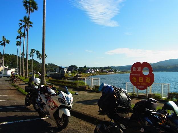 九州随一 池田湖