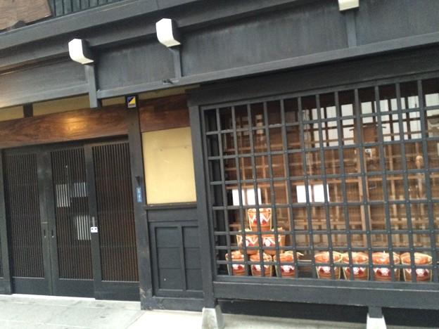 岐阜県 飛騨高山の街並み