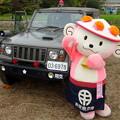 Photos: よっきー と 自衛隊車両