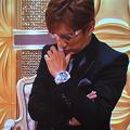 Photos: 【動画】GACKTが「芸能人格付けチェック」2017に6000万円の「ロジェ・デュブイ」を着用して出演!
