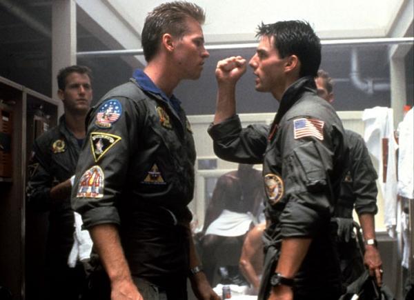 映画「Top Gun」にも登場したMA-1がPCインナーケースになった!アルファインダストリーズ