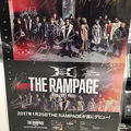 Photos: 「THE RAMPAGE from EXILE TRIBE」HMV ラゾーナ川崎に来店しポスターにサイン!
