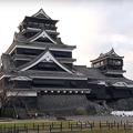 Photos: 【動画】サントリーボス新CMのロケ地に熊本城が起用!タモリとくまモンが共演!
