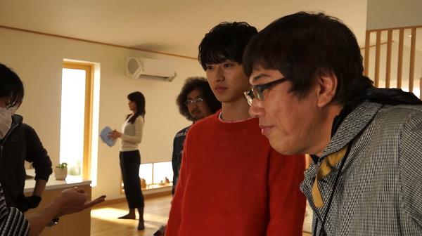 Photos: 山崎賢人エアコン テレビCM 2017 ノクリアXシリーズ メイキング