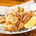 Photos: 高橋一生さんが食べた「イカスミのカラマリ」じゃないけど「カラマリ」の簡単レシピ!