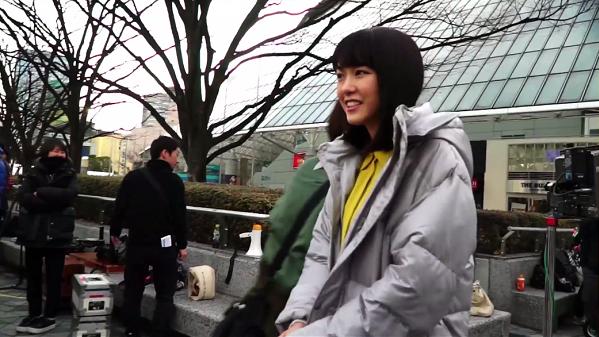 桐谷美玲のCMメイキング映像が公開!「コンタクトのアイシティ」ひと目ぼれ篇