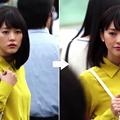 Photos: 【動画】桐谷美玲コンタクトの新CMでみせた「無言の演技」に感動!