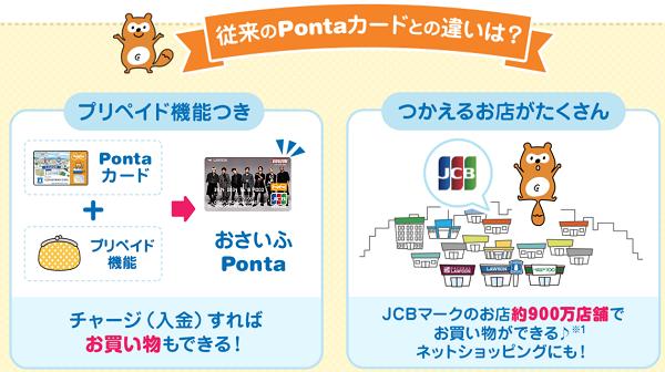 【おさいふPonta×GENERATIONS】4月12日より予約申込開始!未成年でもブラックでも発行可能!!