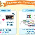 写真: 【おさいふPonta×GENERATIONS】4月12日より予約申込開始!未成年でもブラックでも発行可能!!
